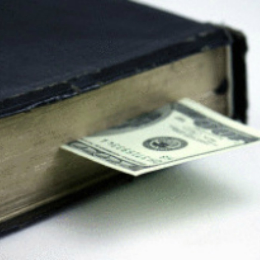 Why Pastors Should Never Touch Church Money