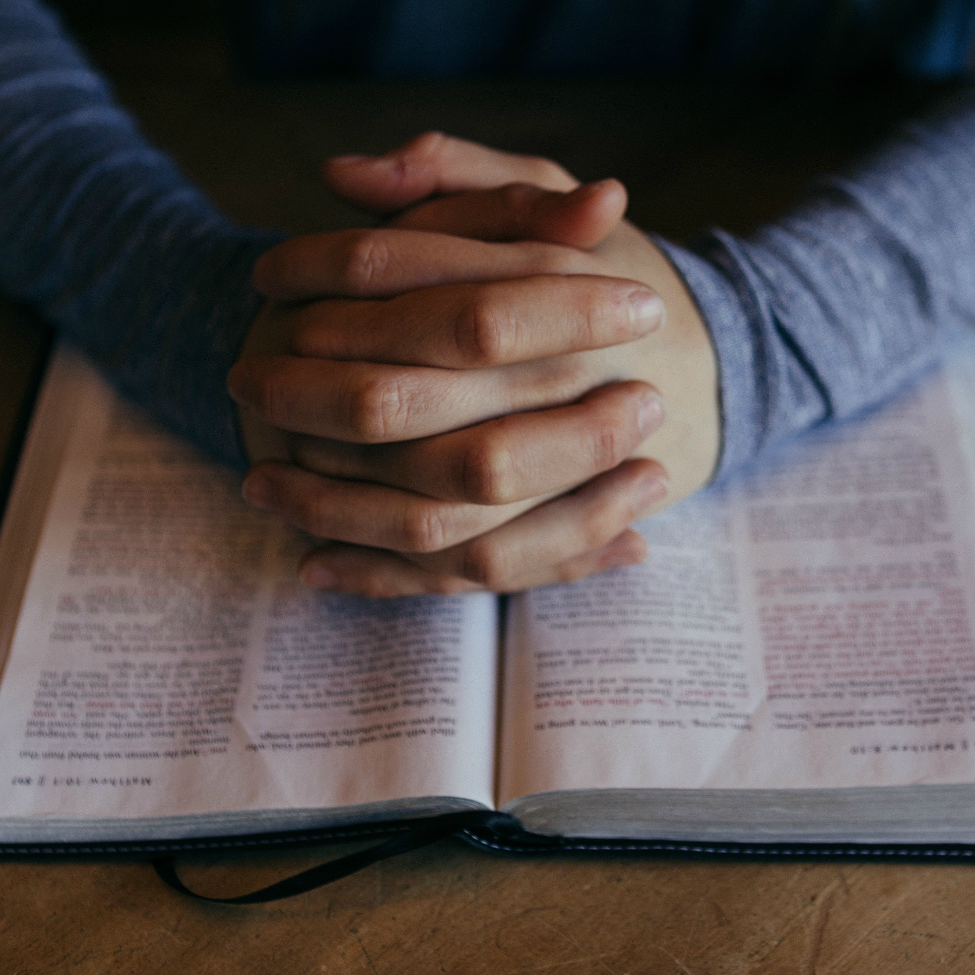Ten Prayer Points on Preaching