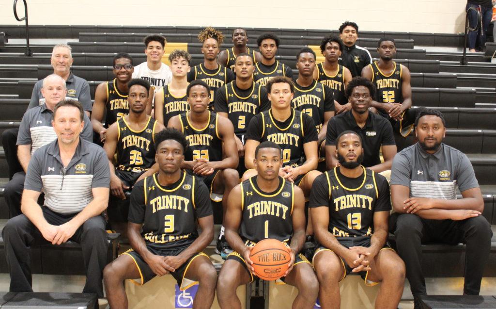 TCF Tigers 2020-2021 Men's Basketball